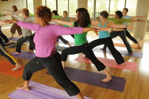 Tuesdays at Triad Yoga