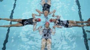 guided aquatic movement