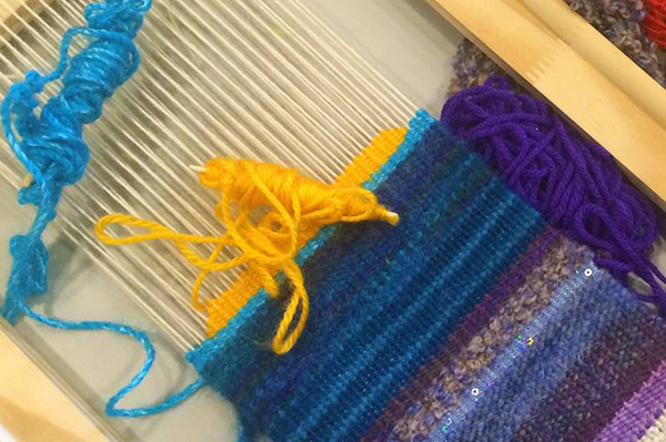 Community Day: Tapestry Weaving w/ Jacqui Mehring