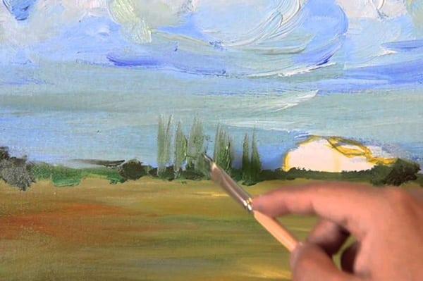 Beginning Painting en Plein Air w/ Mavis Liggett
