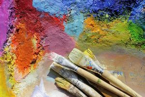 Painting for Beginners w/ Mavis Liggett @ Hirsch Center at Revolution Mill | Greensboro | North Carolina | United States