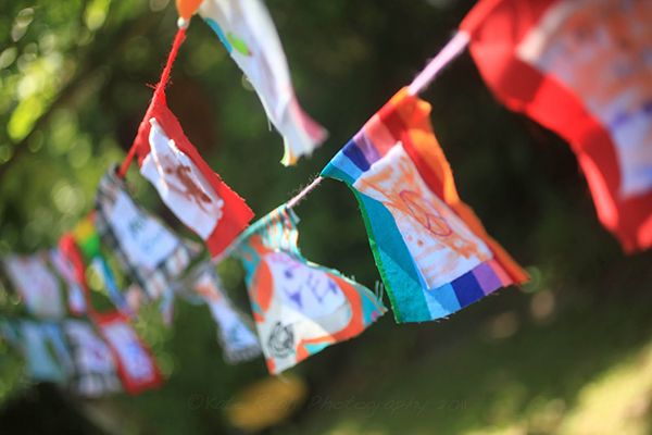 Flags of Hope & Healing w/ Mary Beth Boone