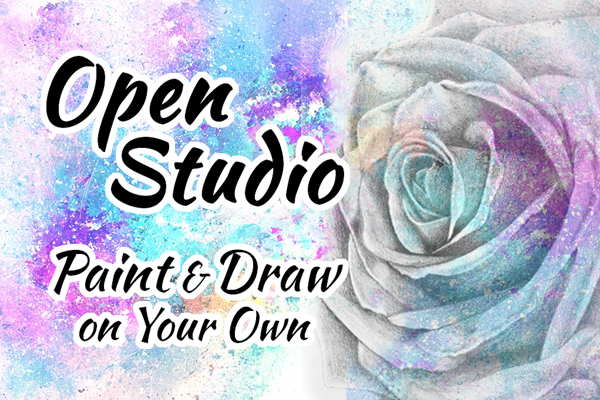 Open Studio Online with Bob Nordbruch