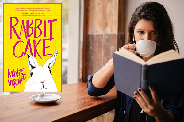 Hirsch Reads: Monday Afternoon Book Club – Rabbit Cake