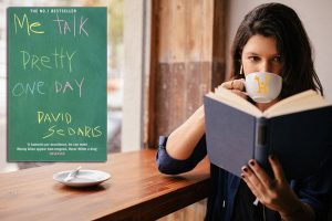 Hirsch Reads: Monday Afternoon Book Club - Me Talk Pretty One Day @ Hirsch Center at Revolution Mill | Greensboro | North Carolina | United States