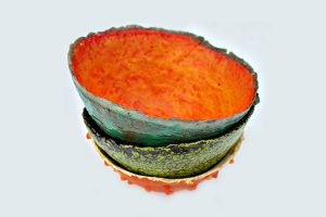 Paper Mache Bowls w/ Jacqui Mehring @ Hirsch Center at Revolution Mill   Greensboro   North Carolina   United States
