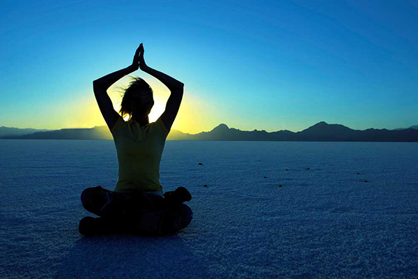 Yoga to Help Reduce Stress: Wellness Session w/ Terry Brown