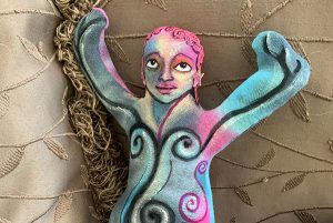 Spirit Dolls w/ Emily Edwards @ Hirsch Center at Revolution Mill | Greensboro | North Carolina | United States