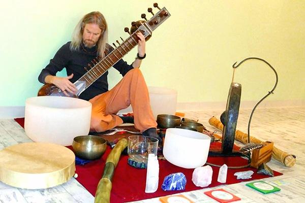 Sound Journey Online with Alexander Tuttle