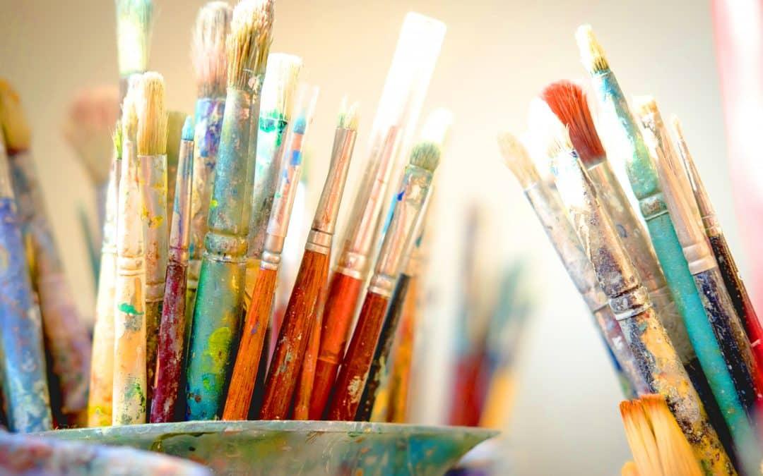 Canceled-Beginner Painting Workshop – 4 Part Series #4
