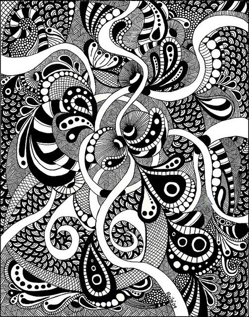 Beginners Zentangle with Michele Rieder