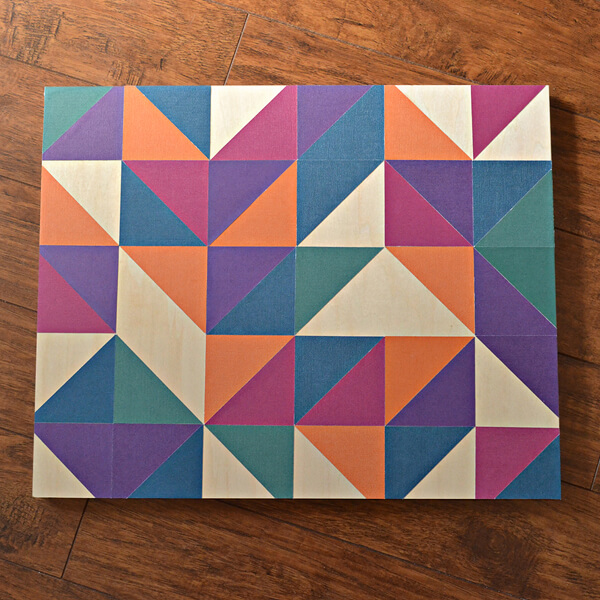 Geometric Art- Collaging with Shapes Online with Alex Gaal