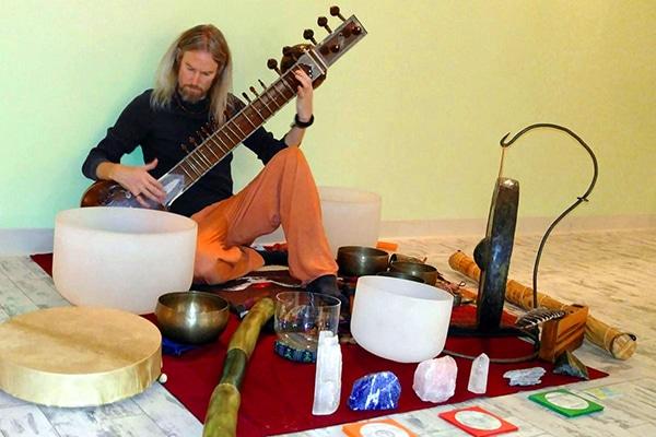 Online Sound Journey with Alexander Tuttle