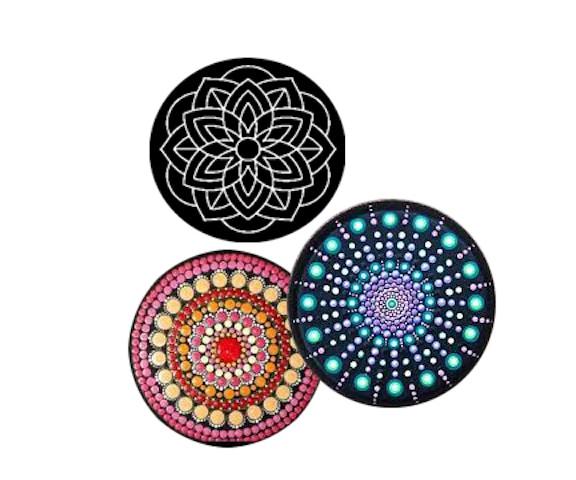 Create Your Personal Mandala with Mavis Liggett