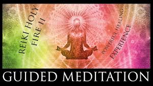 Holy Fire III Reiki Meditation Online with Dr. Bev Vaughan, PhD