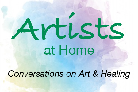 ARTISTS AT HOME – an Online Conversation with Writer Molly Haile