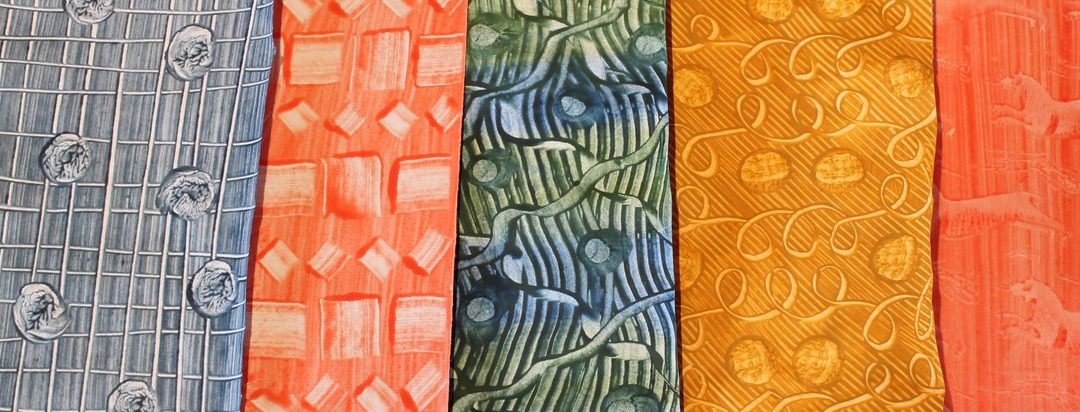Paste Paper Online with Susanne Baker
