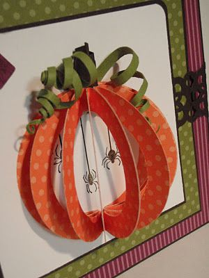Fall Pop-Up Books Online with Susanne Baker