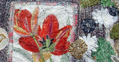 """""""Small Worlds"""" of Recycled Textiles Online with Jacqui Mehring"""